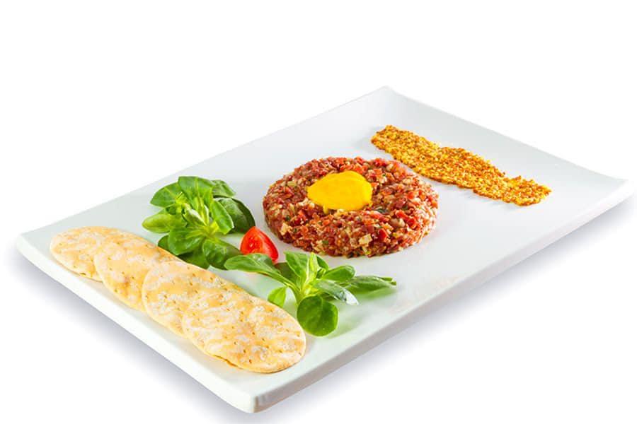 Ingredientes de calidad y una selección cuida para buscar el máximo sabor.